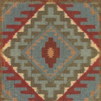 """Country Mood Tile VII by James Wiens - 12"""" x 12"""""""