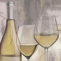 """Taste Appeal White II by James Wiens - 24"""" x 24"""""""