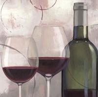 """Taste Appeal Red II Crop by James Wiens - 24"""" x 24"""""""
