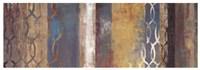 "Progression I by Tom Reeves - 37"" x 13"""