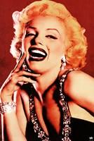 "Marilyn Monroe - Flirty - 24"" x 36"""