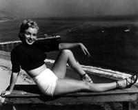 Marilyn Monroe 1951 Fine Art Print