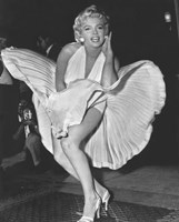 "8"" x 10"" Marilyn Monroe Photography"