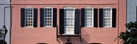 "Architecture Charleston SC by Panoramic Images - 28"" x 9"""