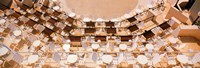 """Cafe Dubrovnik Croatia by Panoramic Images - 26"""" x 9"""", FulcrumGallery.com brand"""