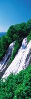 """Shiretoko-Hantou Oshinkoshin-no-Taki Hokkaido Japan by Panoramic Images - 9"""" x 28"""""""