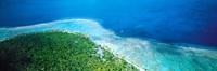 Aerial Polynesia
