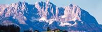 "Wilder Kaiser Tirol Austria by Panoramic Images - 28"" x 9"" - $28.99"