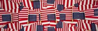 """28"""" x 9"""" American Flag Posters"""