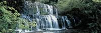 Waterfall South Island New Zealand