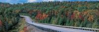 Country Road Ontario Canada