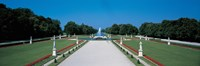 """Nymphenburg Castle Munich Germany by Panoramic Images - 27"""" x 9"""""""