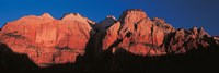 Zion National Park UT USA Fine Art Print