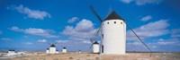 "Campo de Criptana La Mancha Spain by Panoramic Images - 27"" x 9"""
