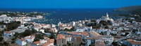 """Cadaques Costa Brava Spain by Panoramic Images - 27"""" x 9"""""""