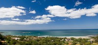 "Clouds over the sea, Tamarindo Beach, Guanacaste, Costa Rica by Panoramic Images - 19"" x 9"""
