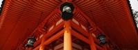 "Heian Jingu Shrine, Kyoto, Kyoto Prefecture, Kinki Region, Honshu, Japan by Panoramic Images - 25"" x 9"", FulcrumGallery.com brand"