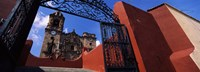 """Gate Leading to La Valenciana Church, Guanajuato, Mexico by Panoramic Images - 25"""" x 9"""" - $28.99"""