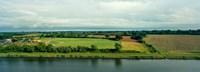 Countryside Kiel Canal Kiel Schleswig-Holstein Germany