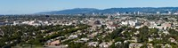 """Cityscape, Culver City, Century City, Wilshire Corridor, Westwood, West Los Angeles, California, USA by Panoramic Images - 33"""" x 9"""""""