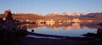 "Mono Lake, Mono County, California by Panoramic Images - 20"" x 9"", FulcrumGallery.com brand"