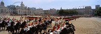 "Horse Guards Parade, London, England by Panoramic Images - 27"" x 9"""