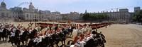 Horse Guards Parade London England