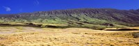 """Landscape with Haleakala Volcanic Crater, Maui, Hawaii, USA by Panoramic Images - 27"""" x 9"""""""