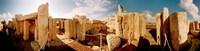 Ruins of Ggantija Temples Gozo Malta