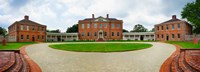 """Tryon Palace in New Bern, North Carolina, USA by Panoramic Images - 25"""" x 9"""" - $28.99"""