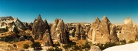 """Landscape view in Cappadocia, Central Anatolia Region, Turkey by Panoramic Images - 24"""" x 9"""""""