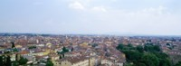 "Buildings in a city, Pisa, Tuscany, Italy by Panoramic Images - 25"" x 9"""