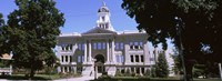 "Close Up of Missoula County Courthouse, Missoula, Montana by Panoramic Images - 25"" x 9"", FulcrumGallery.com brand"