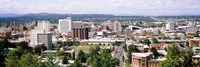 "Spokane, Washington State by Panoramic Images - 27"" x 9"""