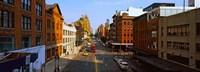 "25"" x 9"" Manhattan Pictures"