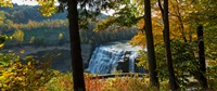 """Letchworth State Park, New York State by Panoramic Images - 22"""" x 9"""""""