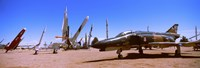 """White Sands Missile Base, White Sands Missile Range Museum, Alamogordo, New Mexico by Panoramic Images - 26"""" x 9"""" - $28.99"""