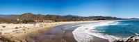 "Tourists at Cerritos Beach, Todos Santos, Baja California Sur, Mexico by Panoramic Images - 29"" x 9"" - $28.99"