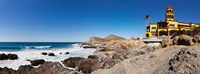 """Hacienda Cerritos on the Pacific Ocean, Todos Santos, Baja California Sur, Mexico by Panoramic Images - 24"""" x 9"""""""