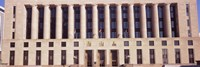 """Facade of a government building, Davidson County Courthouse, Nashville, Davidson County, Tennessee, USA by Panoramic Images - 27"""" x 9"""""""