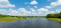 "Clouds over the Myakka River, Myakka River State Park, Sarasota County, Florida, USA by Panoramic Images - 19"" x 9"""