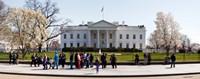 White House, Washington DC Fine Art Print