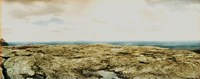 """Rock formations, Gertrude's Nose, Minnewaska State Park, Catskill Mountains, New York State, USA by Panoramic Images - 23"""" x 9"""""""