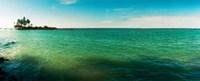 """Ocean view, Morro De Sao Paulo, Tinhare, Cairu, Bahia, Brazil by Panoramic Images - 22"""" x 9"""""""