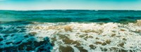 "Ocean View at Morro De Sao Paulo, Tinhare, Cairu, Bahia, Brazil by Panoramic Images - 24"" x 9"""