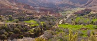 "Dades Gorges, Morocco by Panoramic Images - 21"" x 9"""