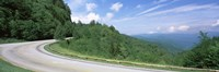 """Great Smoky Mountains National Park, Tennessee by Panoramic Images - 36"""" x 12"""""""