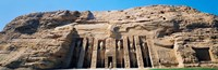 Great Temple of Abu Simbel Egypt Fine Art Print