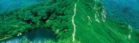 "Yashga-Ike Nagano Japan by Panoramic Images - 38"" x 12"""