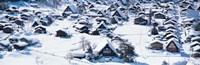 "Shirakawagou Gifu Japan by Panoramic Images - 37"" x 12"", FulcrumGallery.com brand"